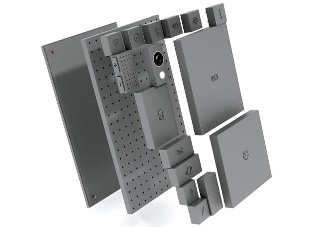 Six futuristic phone designs