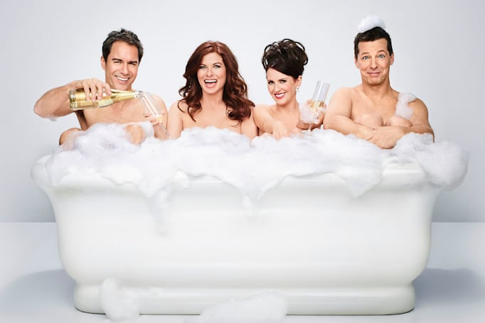 Hulu scores new and old episodes of 'Will & Grace'
