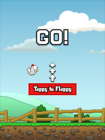 Epic's Unreal Engine 4 'Flappy Bird' homage 'Tappy Chicken' now available for free (update: video!)
