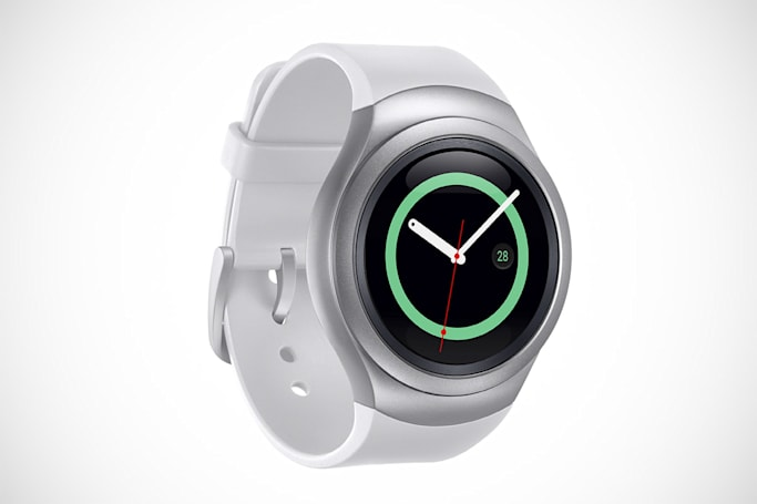 Samsung's Gear S2 is a classy Tizen watch with a rotating bezel