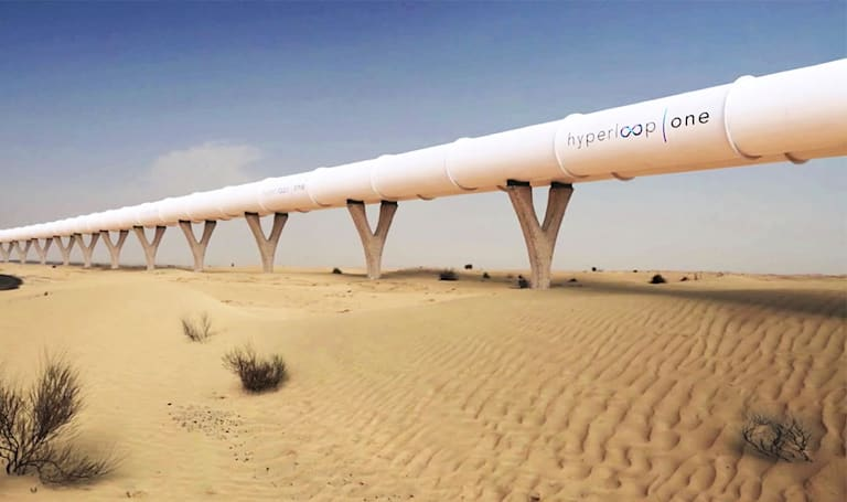 A real-world Hyperloop preview, and more in the week that was