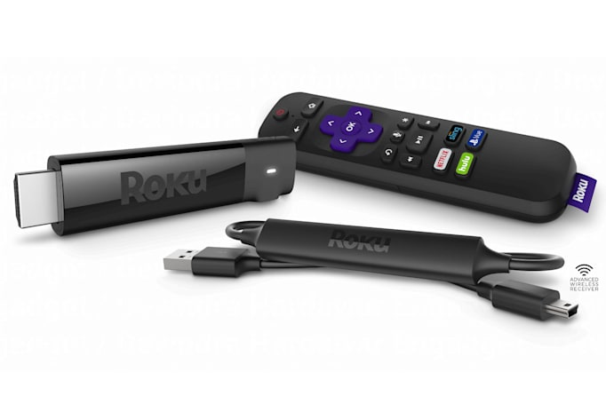 Roku made a 4K streaming stick