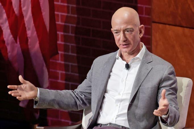 Amazon is the latest $1 trillion tech company
