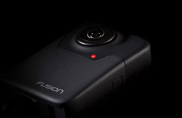 GoPro's Fusion spherical camera is six GoPros in one
