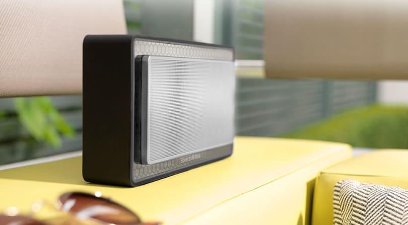 Bowers & Wilkins' first Bluetooth speaker oozes Brit style