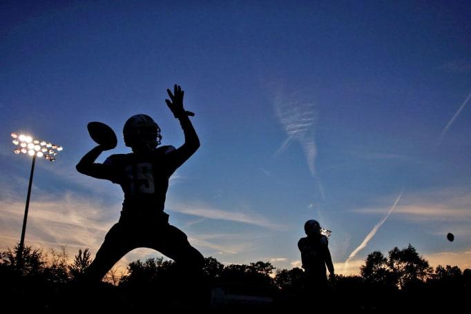 Adidas will livestream high school football games on Twitter