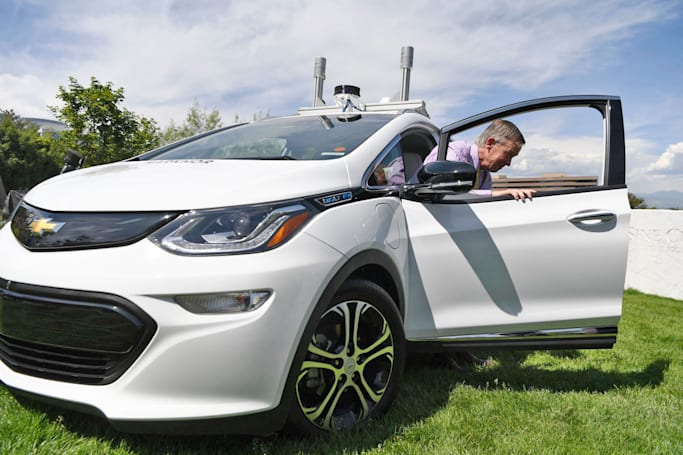 Ohio approves self-driving car tests on public roads