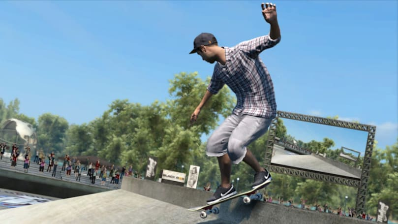 EA just switched 'Skate 3' servers back on