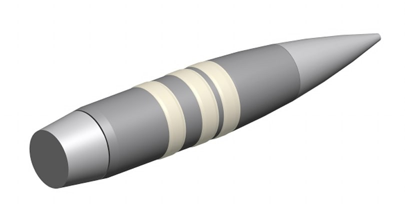 DARPA's steerable bullet proves it can hit moving targets