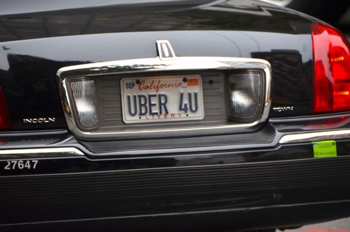 Uber carpooling experiment helps you commute between cities