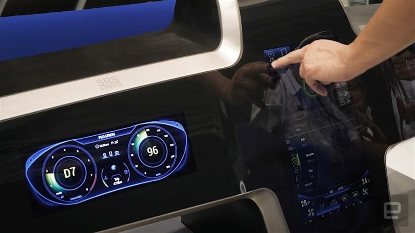 康寧的 Gorilla 車用玻璃技術要讓概念車的設計真正走進你我生活