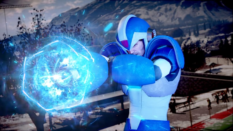 Play as Mega Man and Ghost Trick in 'Dead Rising 4' on PS4