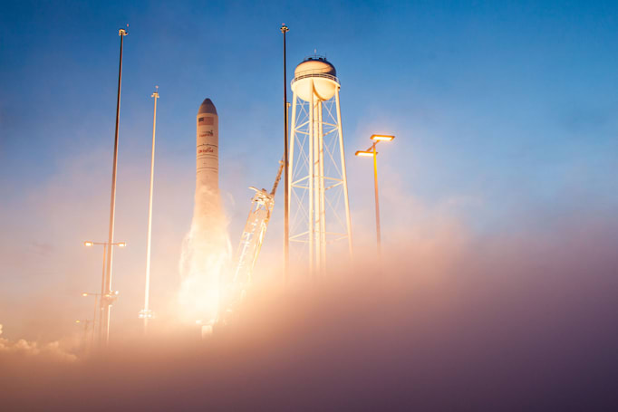 Senate alters sanctions to allow use of Russian rocket engines