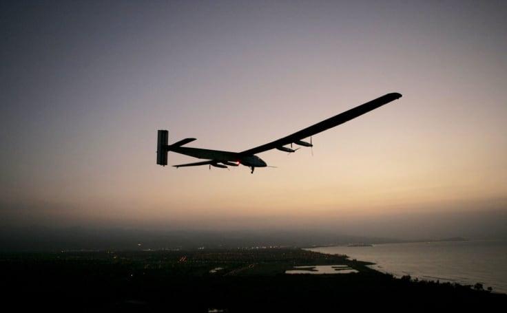 Solar Impulse 2 再度启航,下一站加州山景