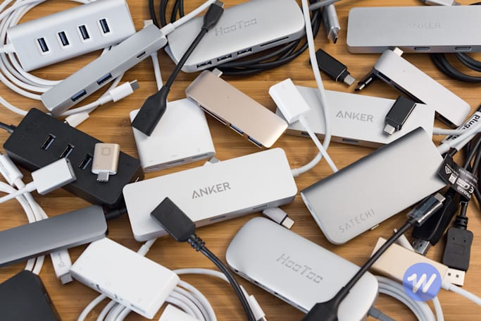 The best USB-C adapters, cables, and hubs