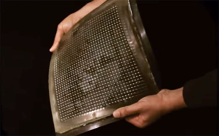 Flexible lens sheets could change way cameras see