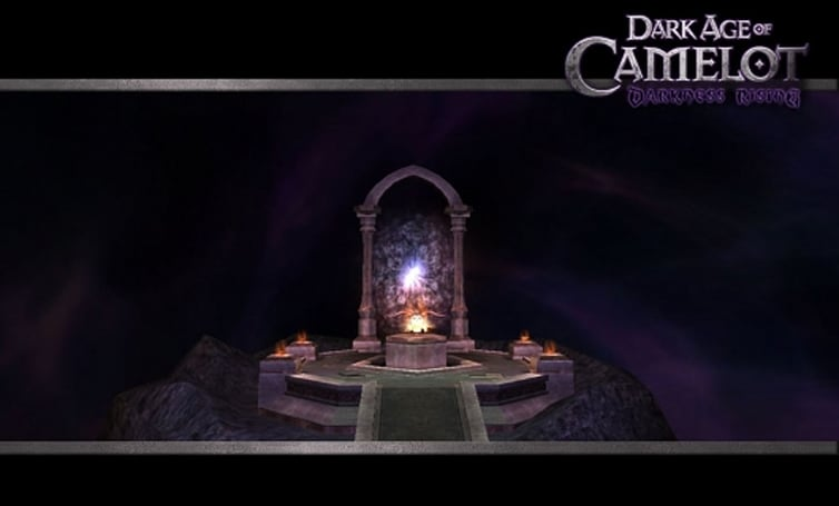 Dark Age of Camelot patch spruces up keeps and relic raids
