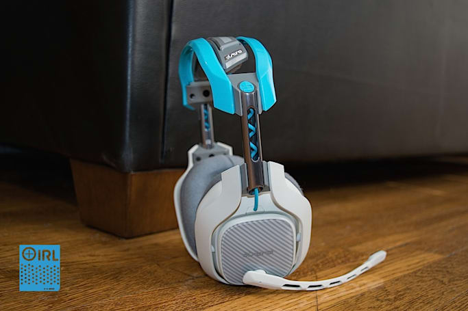 This is how Astro does Xbox One headphones