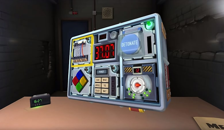 'Keep Talking and Nobody Explodes' no longer requires VR on PS4
