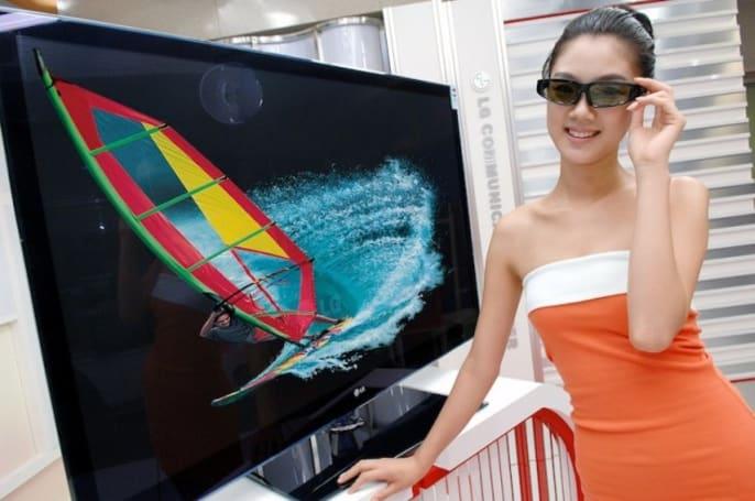 LG nails the coffin down on plasma TVs