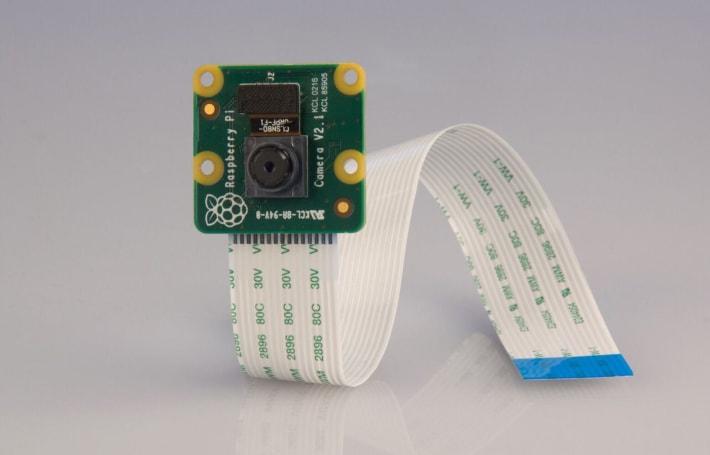 Raspberry Pi 迎來了一款新的 Sony 產 8MP 相機模組