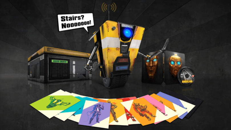 'Borderlands' on PS4 and Xbox One comes in a $399 edition with a robot