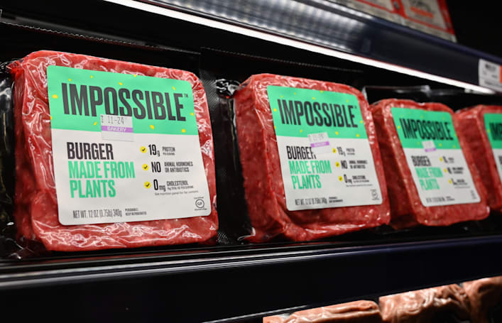Impossible Burger is coming to Kroger grocery stores throughout the US