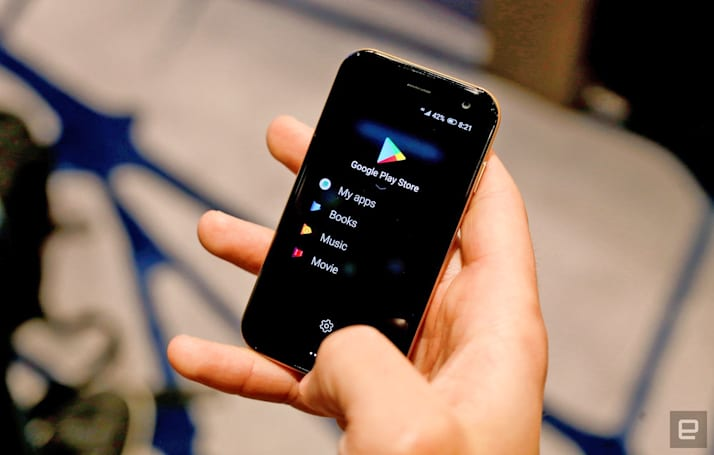Topic: palm articles on Engadget
