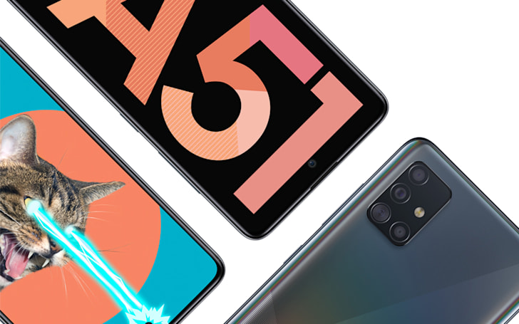 Samsung's 2020 Galaxy A phones are coming to the US with 5G