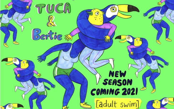 Adult Swim is bringing back Netflix's 'Tuca & Bertie' in 2021