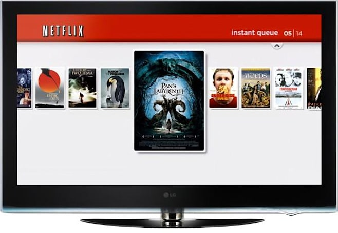 LG gets official with Netflix-enabled Broadband HDTVs
