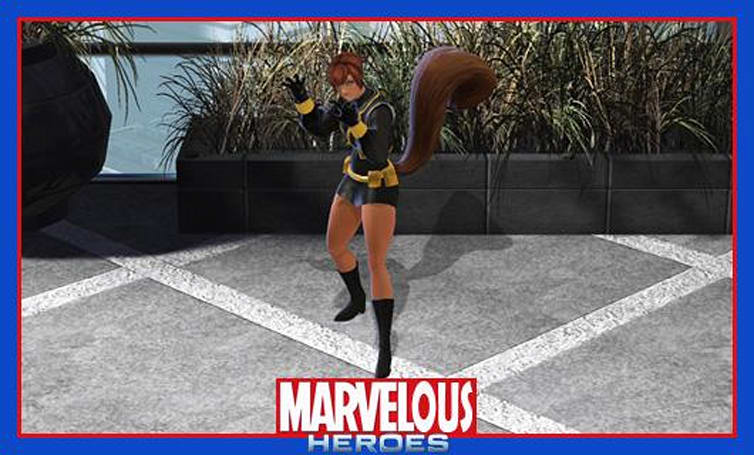 The Stream Team: Making the most of Marvel Heroes Midtown Madness