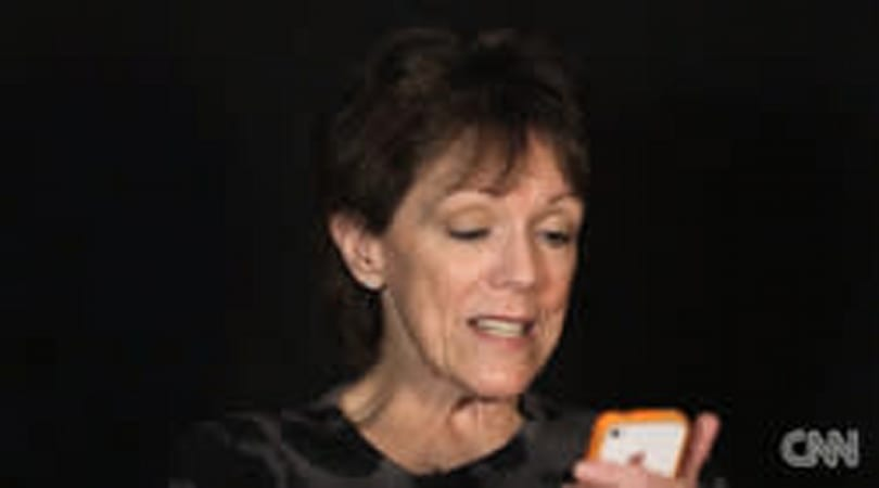Siri's voice, Susan Bennett