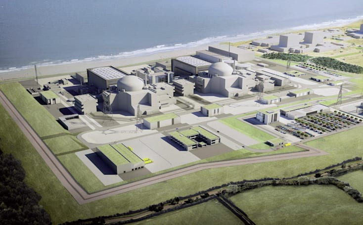 Mammoth UK nuclear plant receives final government thumbs-up