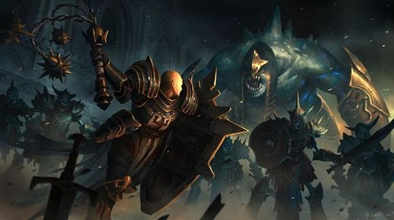 Diablo III's Crusader at 70: Post-patch impressions