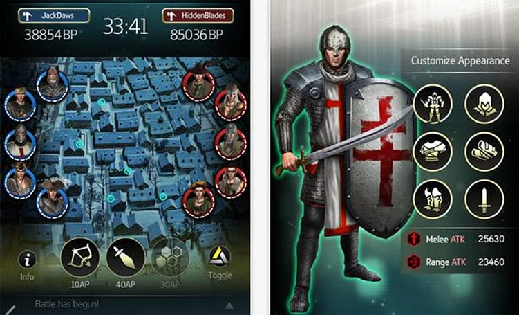 Assassin's Creed Memories out now on iOS