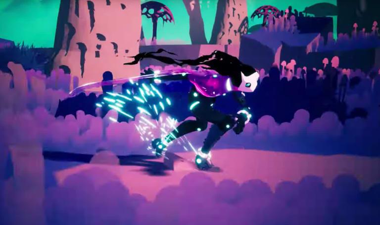 'Hyper Light Drifter' devs' next game goes rollerblading across clouds