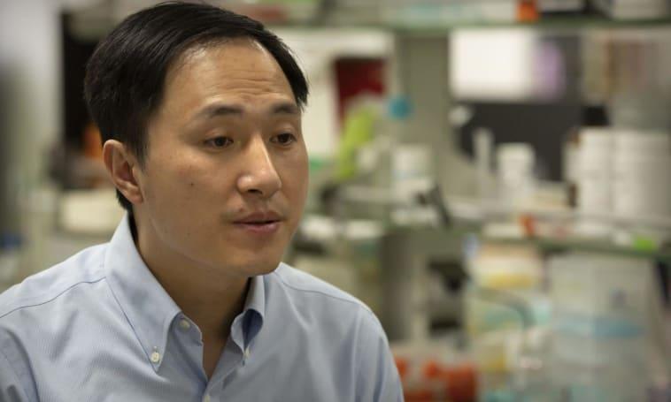 Scientist who edited babies' genes sentenced to three years in prison