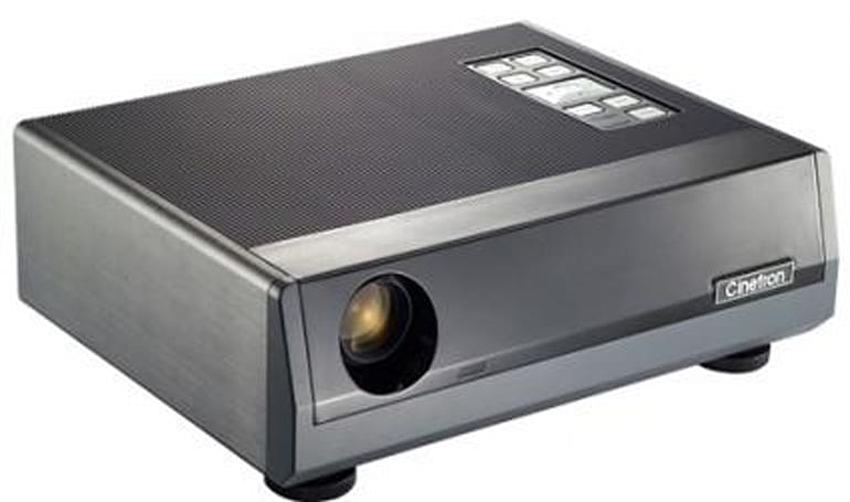 Cinetron's new HD-900 LCoS projector brings more 1080p love