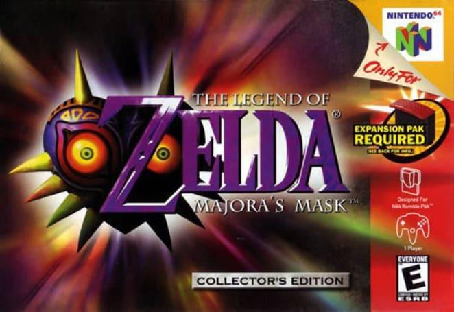 JXE Streams: The wild and weird 'Legend of Zelda: Majora's Mask'