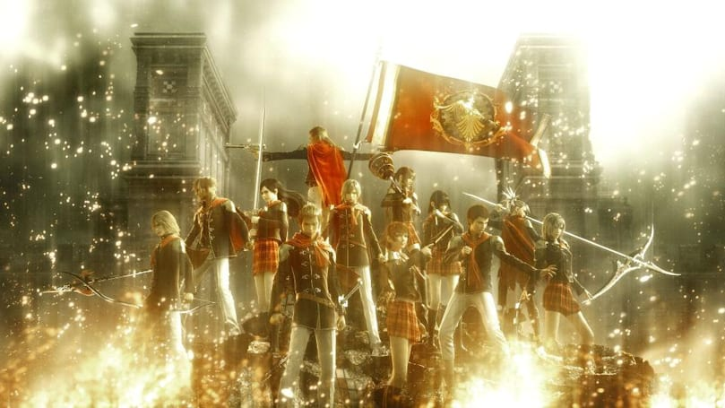 'Final Fantasy: Type-0' is a great documentary within an OK game