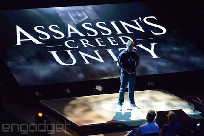 Watch Ubisoft's E3 press conference right here!