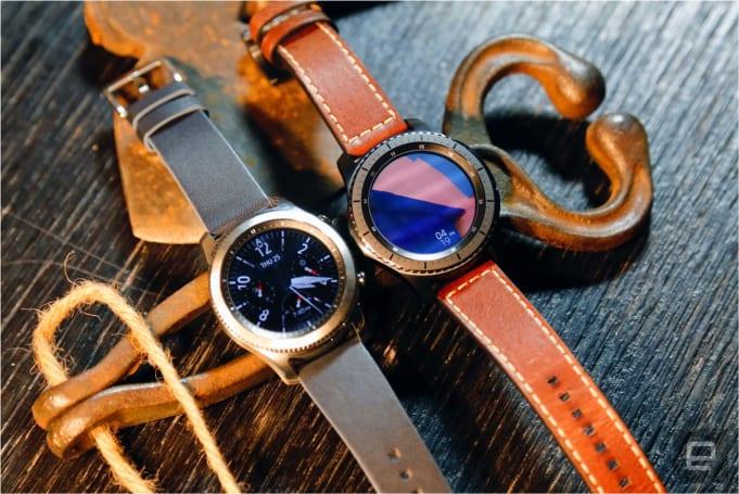Samsung's surprisingly stylish Gear S3 lands November 18th