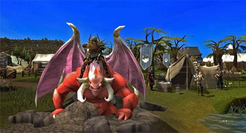 First RuneScape poll invites players to choose big update