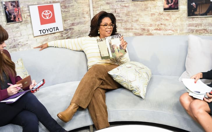 Oprah's Book Club is coming to Apple TV+