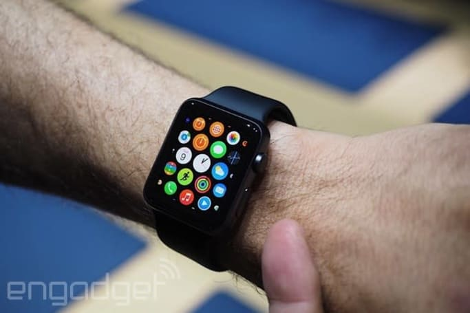 Apple apparently hasn't solved the smartwatch battery life problem