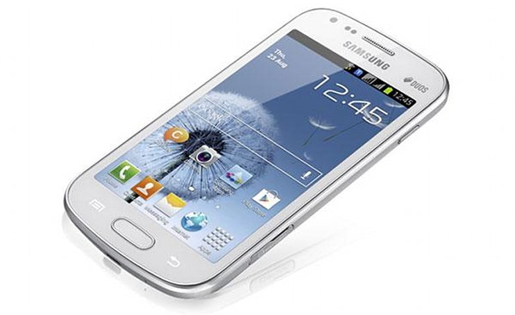 Samsung Galaxy S Duos goes official: launches in Europe next month