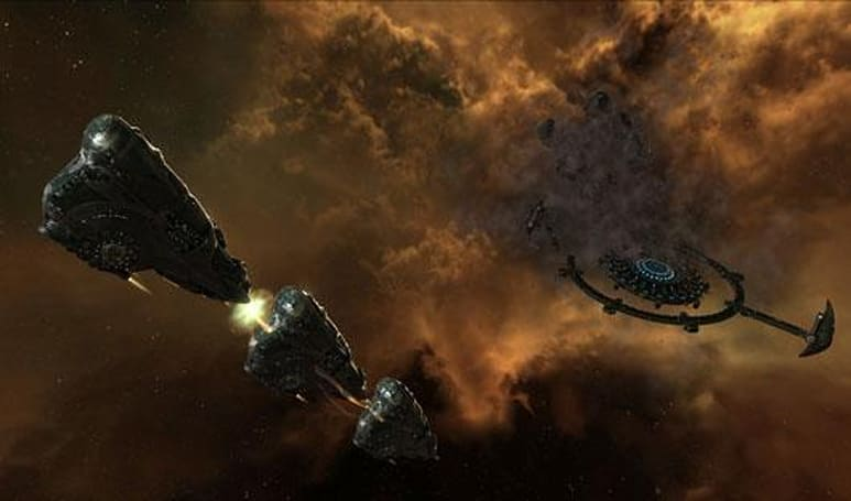 EVE's Rubicon 1.3 patch updating directional scanning