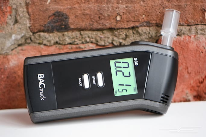 The best personal breathalyzer