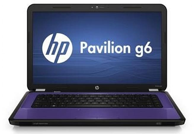 HP rolls out budget-minded Pavilion g6s laptop with Sandy Bridge